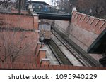 budapest  hungary  feb 1  2018  ... | Shutterstock . vector #1095940229