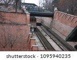 budapest  hungary  feb 1  2018  ... | Shutterstock . vector #1095940235
