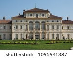 turin  italy   circa may 2018 ... | Shutterstock . vector #1095941387