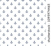 stylish seamless pattern with... | Shutterstock .eps vector #1095974465