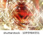 abstract background... | Shutterstock . vector #1095984551