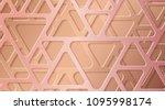 modern geometric background.... | Shutterstock .eps vector #1095998174