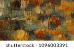 art abstract colorful geometric ... | Shutterstock . vector #1096003391