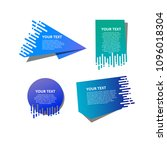 style text templates speed...   Shutterstock .eps vector #1096018304