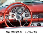 details of a vintage vehicle on ... | Shutterstock . vector #1096055