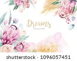 hand drawing isolated... | Shutterstock . vector #1096057451