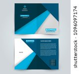 abstract flyer design... | Shutterstock .eps vector #1096097174