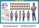 people character business set.... | Shutterstock .eps vector #1096110374