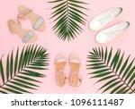 Summer Women's Shoes. Pink...