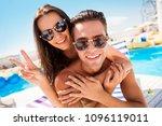 recreation closeup beauty... | Shutterstock . vector #1096119011