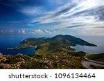 laconia  peloponnese  greece.... | Shutterstock . vector #1096134464