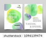 modern cover design  on... | Shutterstock .eps vector #1096139474
