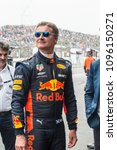 Small photo of David Coulthard at the Jumbo Racing days Driven by Max Verstappen - The Netherlands - Circuit park Zandvoort - 20 May 2018