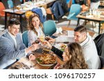 a group of business men and...   Shutterstock . vector #1096170257