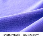 close up view of purple fabric  ... | Shutterstock . vector #1096231094