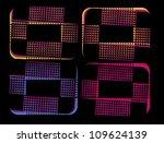 geometric line   Shutterstock .eps vector #109624139
