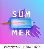 beautiful summer background....   Shutterstock .eps vector #1096284614