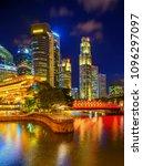 singapore  singapore   april 18 ... | Shutterstock . vector #1096297097