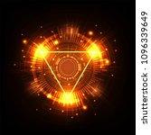 vector background in the... | Shutterstock .eps vector #1096339649