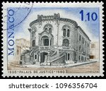 monaco   ca 1978  palace of... | Shutterstock . vector #1096356704