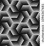 vector seamless texture. modern ... | Shutterstock .eps vector #1096367681