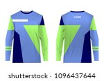 templates jersey for mountain...   Shutterstock .eps vector #1096437644