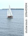 lunenburg  nova scotia   canada ... | Shutterstock . vector #1096459094