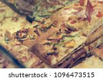 local bakery selling delicious... | Shutterstock . vector #1096473515