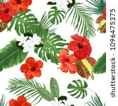 seamless vector pattern with...   Shutterstock .eps vector #1096475375