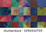 digital background art made...   Shutterstock . vector #1096514735