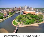 Rochester Is A Major City In...