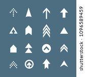 arrow icon set. web arrow...