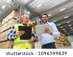 wholesale  logistic business...   Shutterstock . vector #1096599839