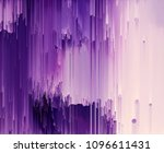 Violet rain art. Abstract background template for flyer, poster, banner, invitation, business cards and printed matter. Creative pattern for decoration design production. Artistic wallpaper.