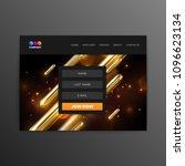 business web landing page....