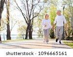 romantic feelings. nice aged... | Shutterstock . vector #1096665161