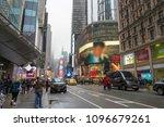 new york city  ny   april 26... | Shutterstock . vector #1096679261