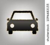 car sign illustration. vector.... | Shutterstock .eps vector #1096683155