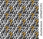 questions marks seamless... | Shutterstock .eps vector #1096691351