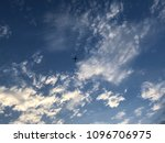 look up to the blue sky | Shutterstock . vector #1096706975