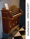 Old Piano In The Capuchin Order