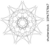 geometric patterns etudes... | Shutterstock .eps vector #1096757867