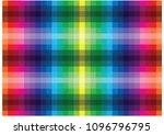 abstract vector rainbow mosaic...   Shutterstock .eps vector #1096796795