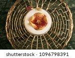 freshly vera cocktail on stand... | Shutterstock . vector #1096798391