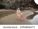 an attractive grandmother with...   Shutterstock . vector #1096806671