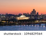 the national assembly building...   Shutterstock . vector #1096829564