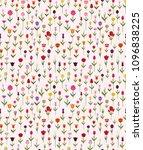tulip varieties flat seamless...   Shutterstock .eps vector #1096838225
