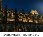 architecture in france | Shutterstock . vector #1096847117