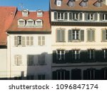 architecture in france | Shutterstock . vector #1096847174