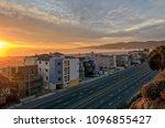 Coastal California Sunset View...